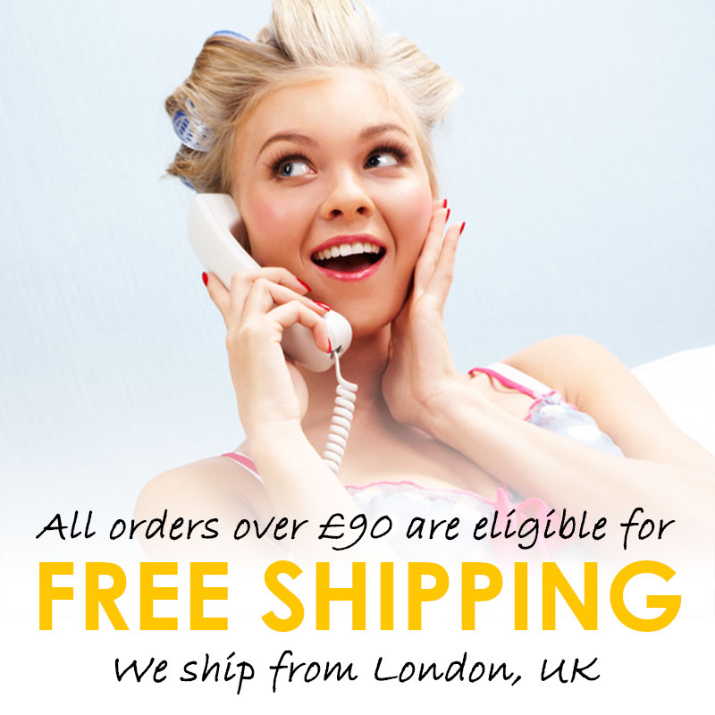 Free Shipping Over £40