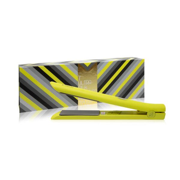 """1"""" Ultra Silk Titanium Pro Styler (Yellow)"""